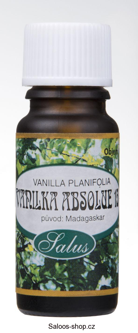 Vanilka absolue 15% - 5 ml
